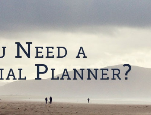 Do You Need A Financial Planner?